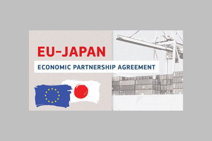 European business welcomes the EU-Japan EPA ratification