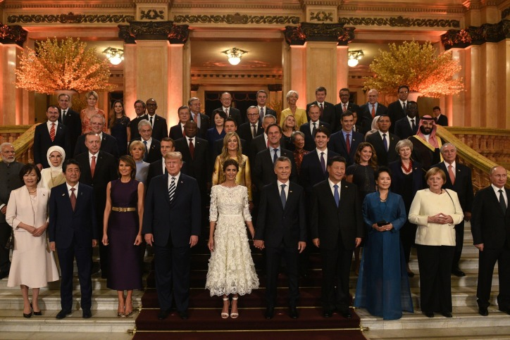 G20 Argentina 2018 Leaders' declaration – Building consensus for fair and sustainable development