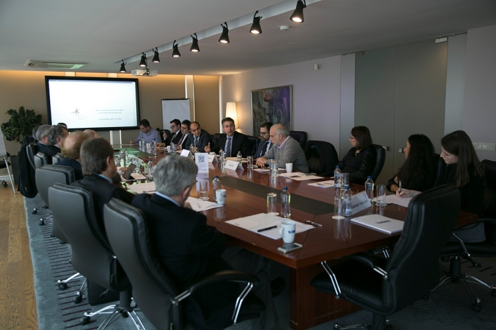 TUSIAD: IV Berlin Bosphorus Initiative Advisory Board Meeting