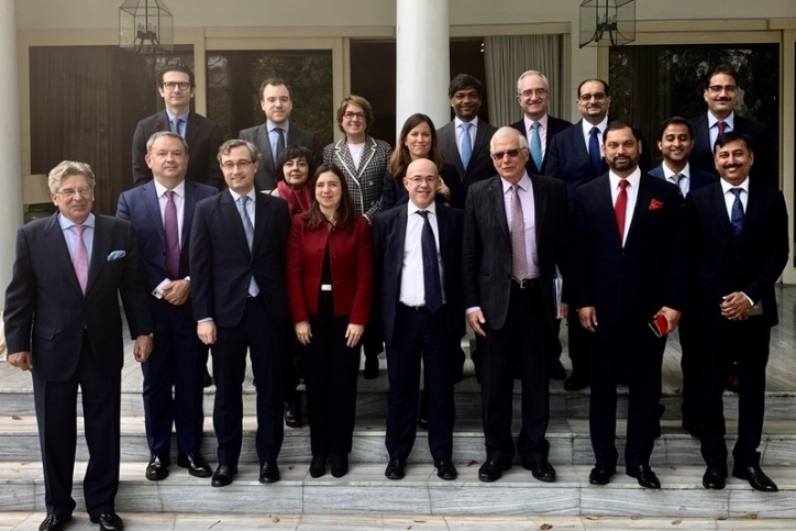 CEOE delegation travels to India with Minister of Foreign Affairs