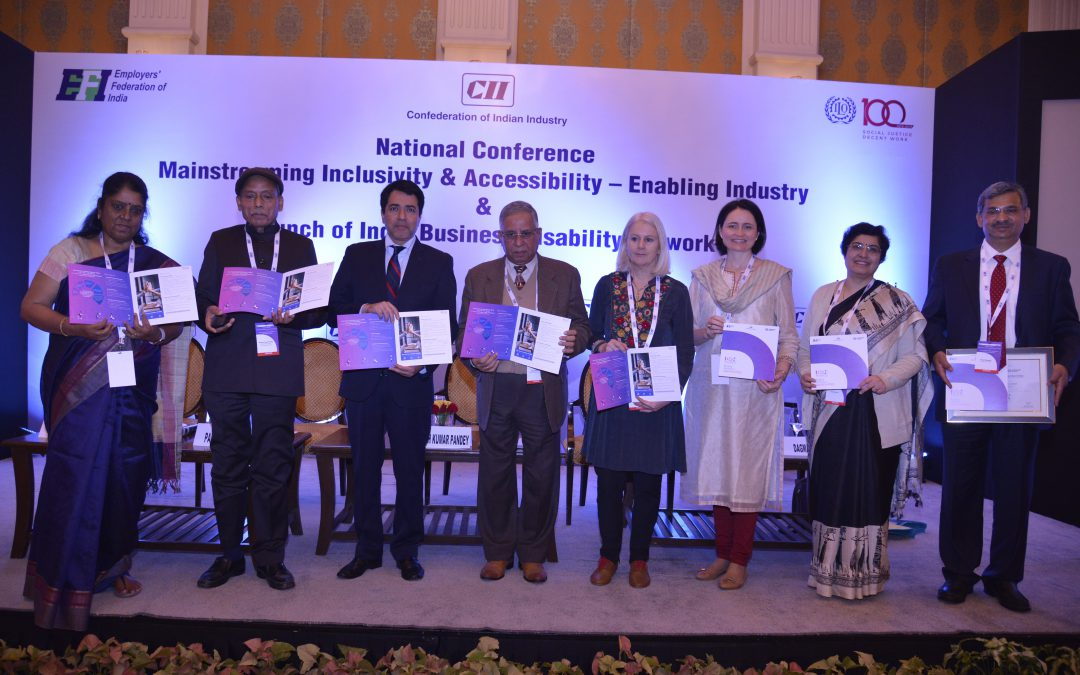 CII launches the India Business Disability Network (IBDN)