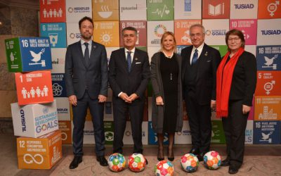 """TUSIAD: """"Business For Goals Platform"""" – joint initiative with TURKONFED and UNDP"""