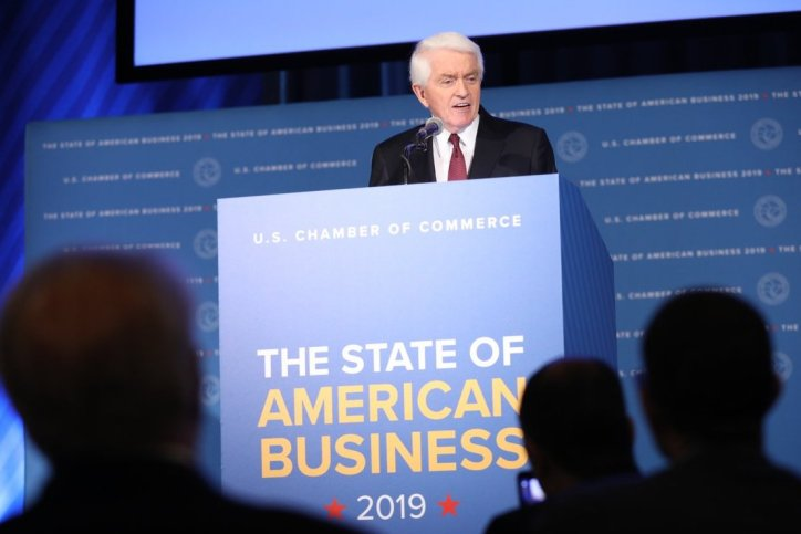 USCC: President and CEO's annual State of American Business address