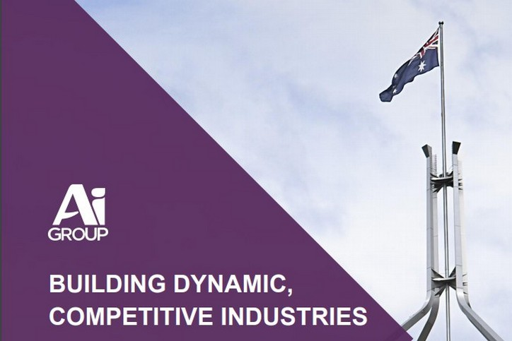 Ai Group pre-election statement: Building dynamic competitive industries