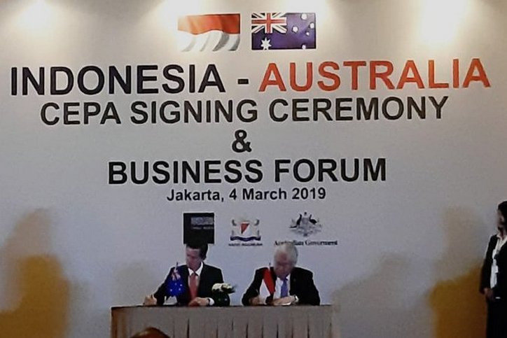 Ai Group welcomes signing of Indonesia Australia economic partnership agreement