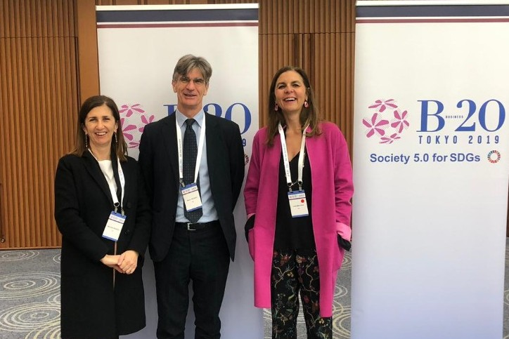 Confindustria at B20 – Free trade, innovation and sustainability priority for industry