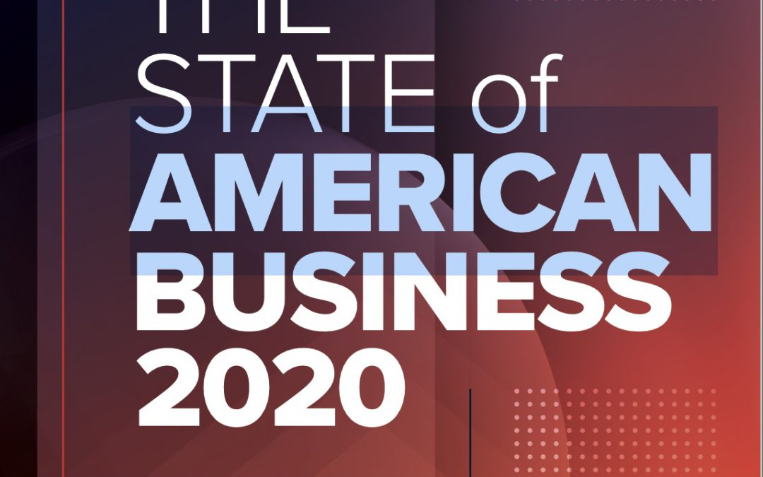 2020 Annual State of American Business address