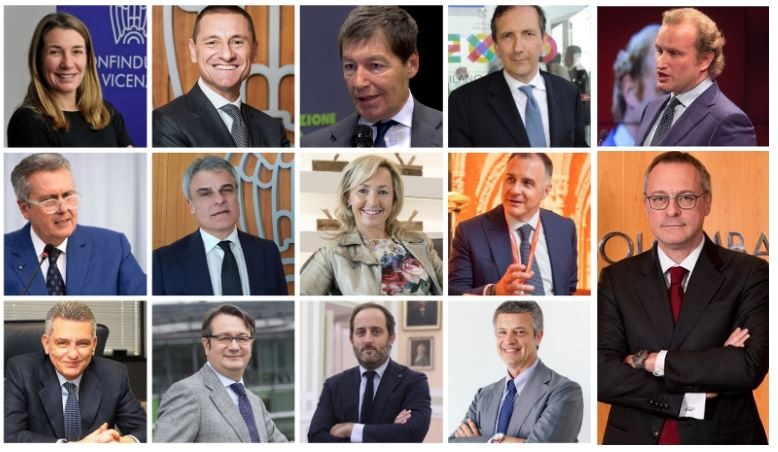 CONFINDUSTRIA's new Presidency